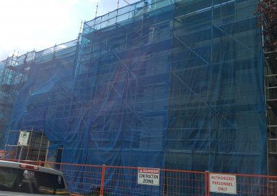 Condo-scaffolding