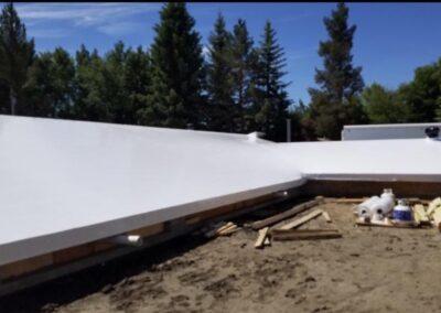 Shrink wrap installation System Calgary Alberta