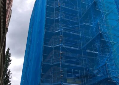 King Scaffolding Edmonton hoisting systems