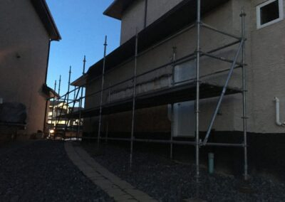 Residential Scaffolding Access & Platforms Calgary