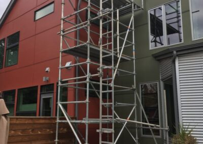 Residential Scaffolding Tower & Platforms
