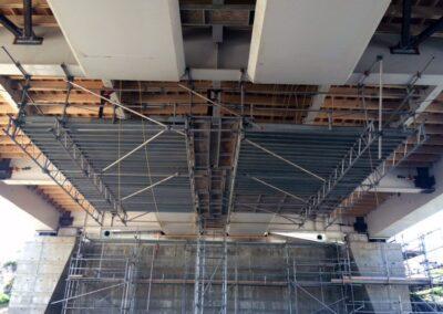 Bridge Scaffolding Platforms & Structures